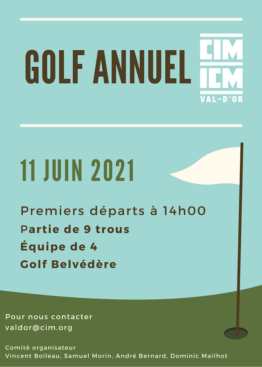 image Golf ICM Val-d'Or